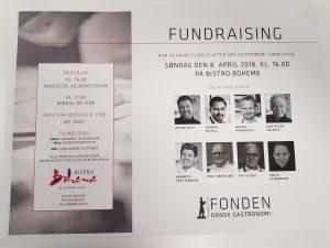 Fonden Dansk Gastronomi - Fundraising 2018