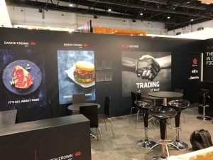 ESS-FOOD - Gulfood 2019 stand